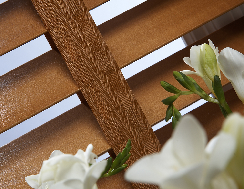 Styleline Blinds, luxury made to measure wooden blinds