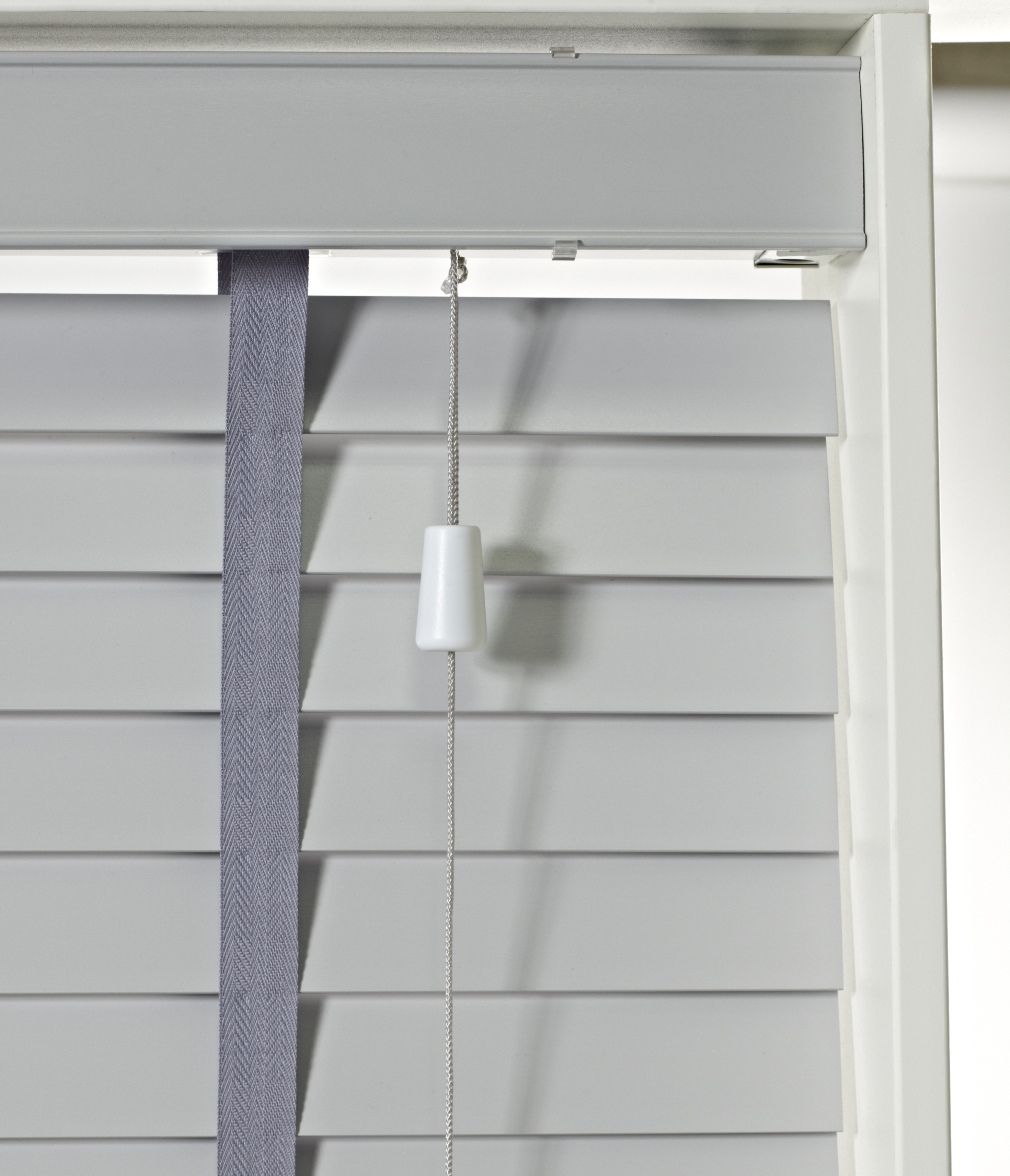 50mm Slate Marco Wooden Blinds